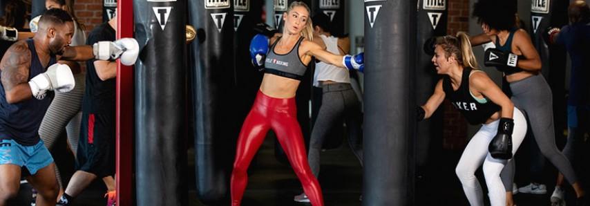 TITLE Boxing Club  Jacksonville