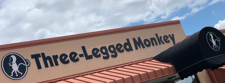 The Three Legged Monkey