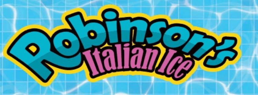 Robinson's Italian Ice