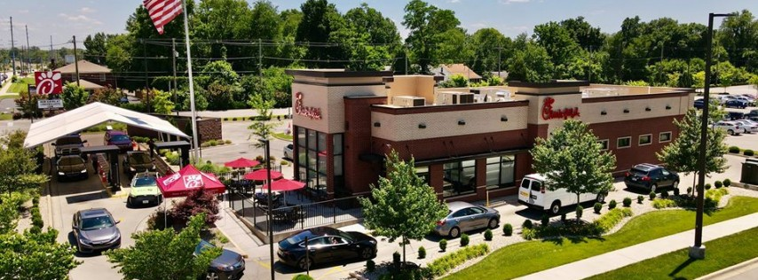 Chick-fil-A   Bardstown Road