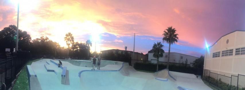 Stirling Skate Park