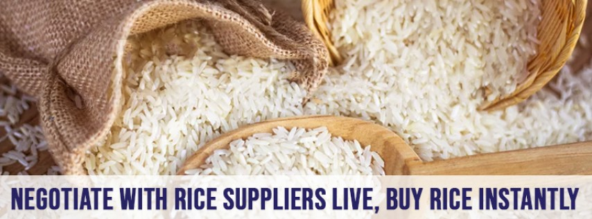 Rice suppliers