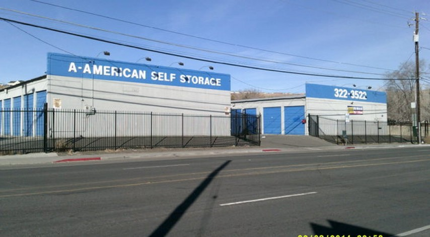 A-American Self Storage - Reno