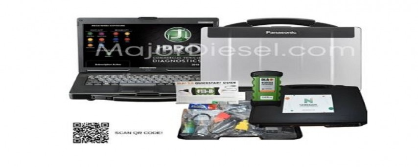 New Major Diesel Dell Toughbook Kit
