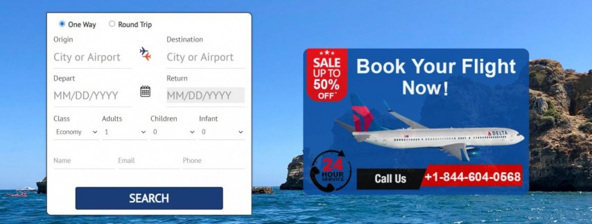 Delta Airlines Direct Flight Booking - Delta Airlines USA