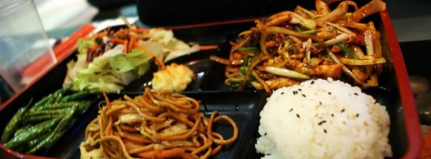 BENTO asian kitchen + sushi   Town Center