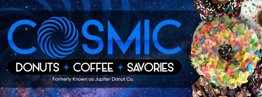 Cosmic Donuts St. Pete
