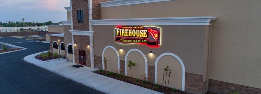 Firehouse Southwest Station