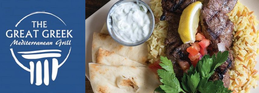 The Great Greek Mediterranean Grill St Rose Parkway