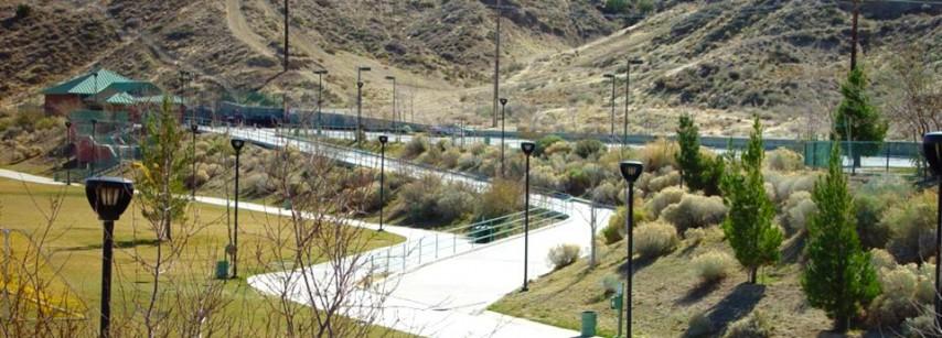 Pelona Vista Park & Ride
