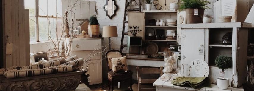 The Haunted Antique Shop