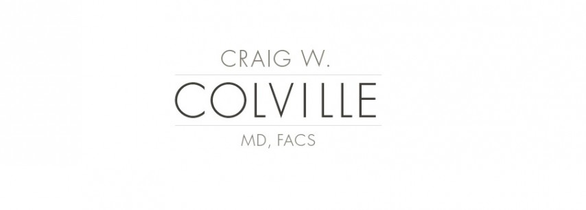 Craig W. Colville, MD, FACS