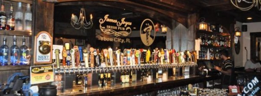 James Joyce Irish Pub Bar Amp Restaurant Ybor City Tampa
