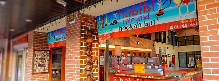 Habibi Cafe & Hookah Bar - Bar & Restaurant - Ybor City - Tampa
