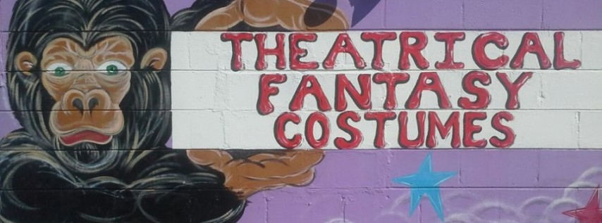 Theatrical Fantasy Discount Costumes