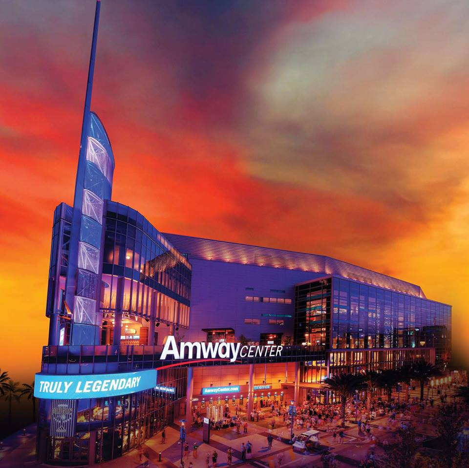 Amway Center Live Music Downtown Orlando Orlando