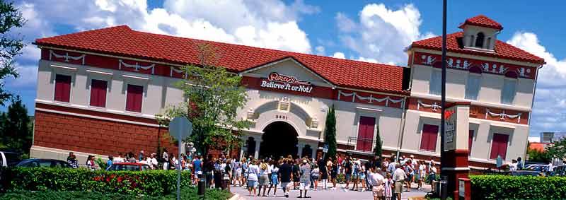 Ripley's Believe It Or Not! in Orlando, FL