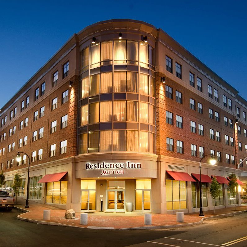 Marriott Residence Inn Downtown Waterfront Travel Old