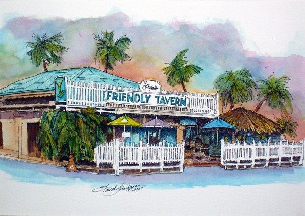 Lana S Friendly Tavern Bar Amp Restaurant Largo
