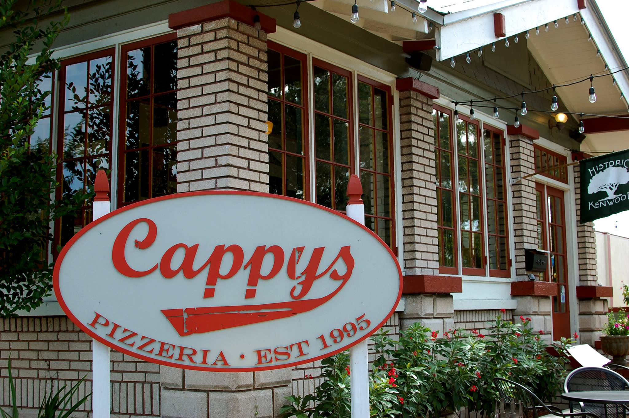 Cappy S Pizzeria St Pete Restaurant Grand Central