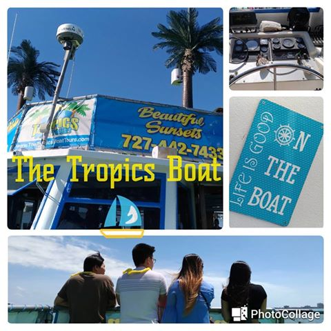 The Tropics Boat Tours