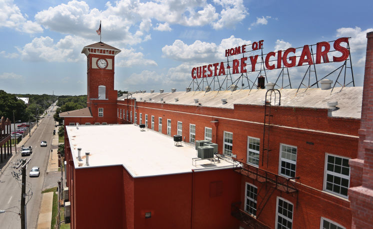 history of tampa cigar factory Tampa sweethearts cigar company is now in the 3rd generation of fuente family members who play a vital role to this cigar company from generation to generation the understanding of history, knowledge of products, and the respect toward the cigar industry has been passed down from one family member to another.