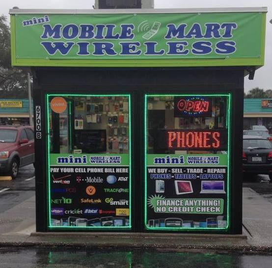 Mobile Mart Wireless - Shopping - North Tampa - Tampa