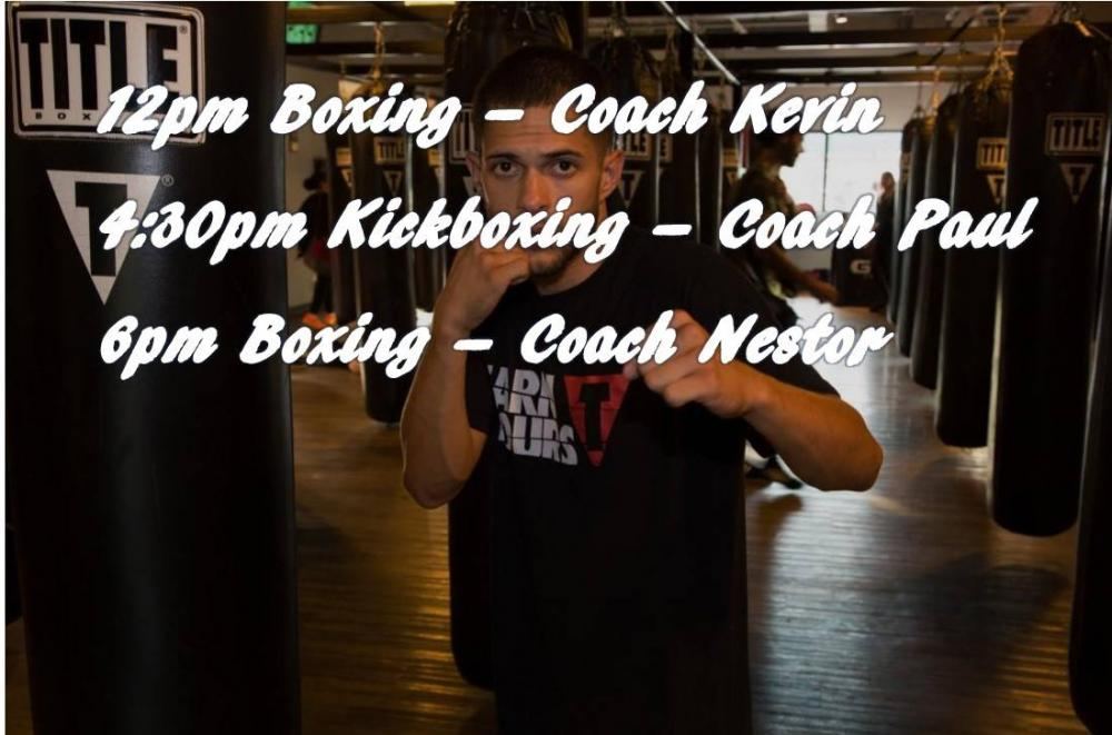 Title Boxing Club South Tampa