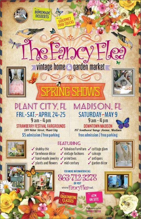 The Fancy Flea Shopping Plant City Plant City