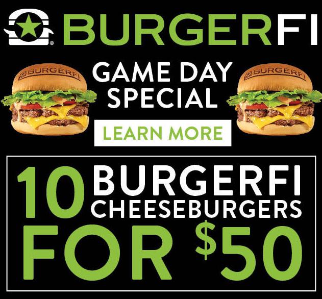 BurgerFi South Tampa