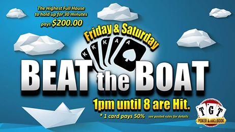 TGT Poker & Racebook