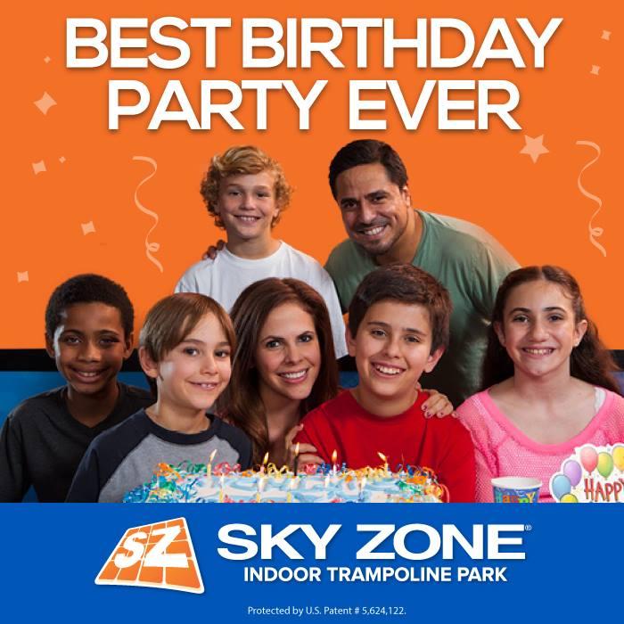 Sky Zone Tampa