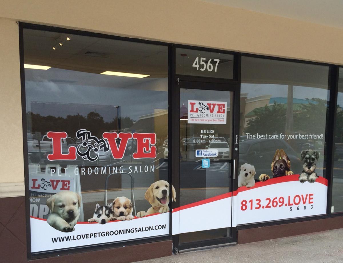 Love Pet Grooming Salon