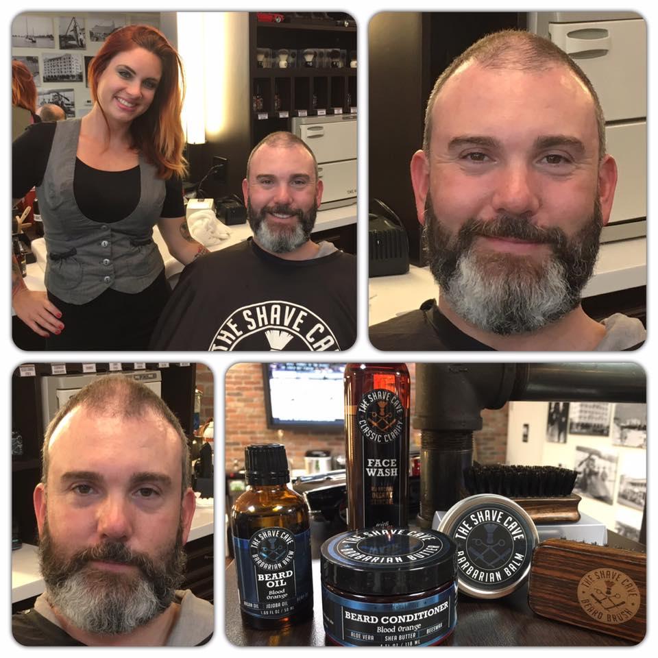 Man Cave Barber Lounge Carrollton Tx : The shave cave health beauty st petersburg saint
