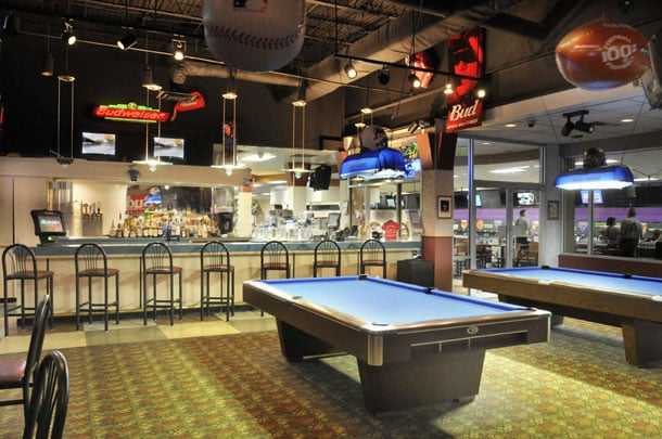 Amf Sky Lanes Recreation Downtown Orlando Orlando