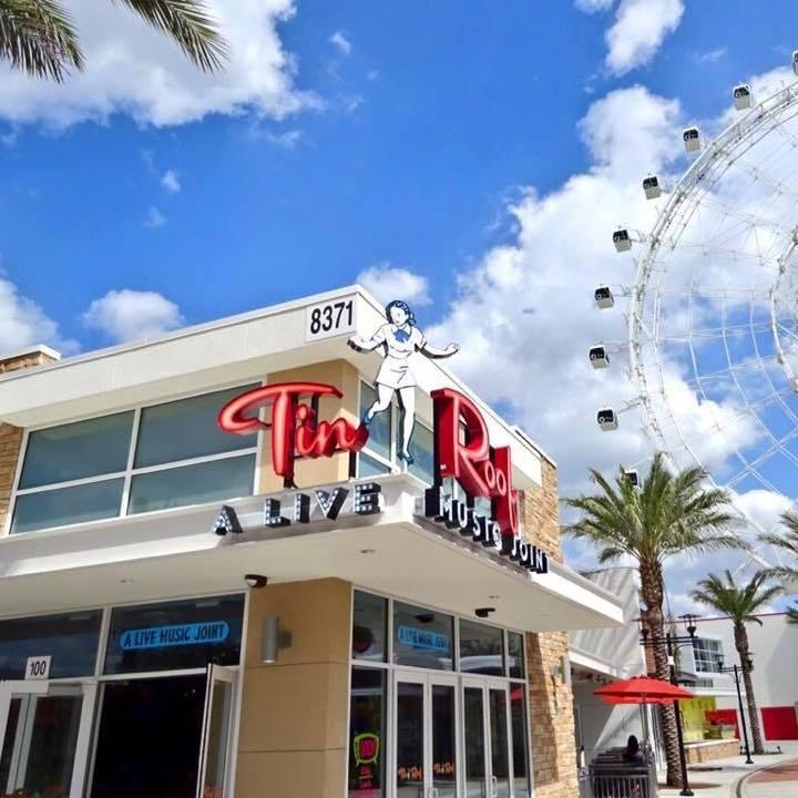 Tin Roof Orlando Bar Amp Restaurant International Drive