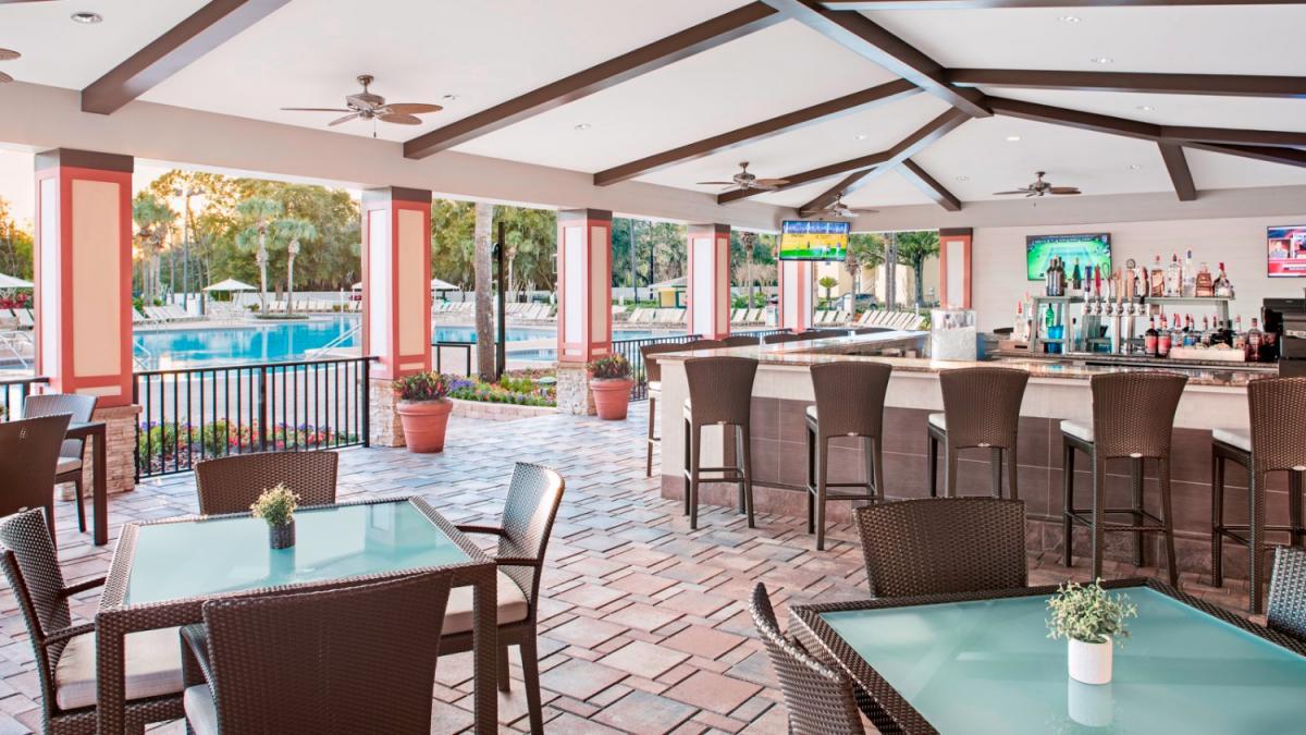 Zimmies Sports Bar - Bar & Restaurant - Disney World - Orlando
