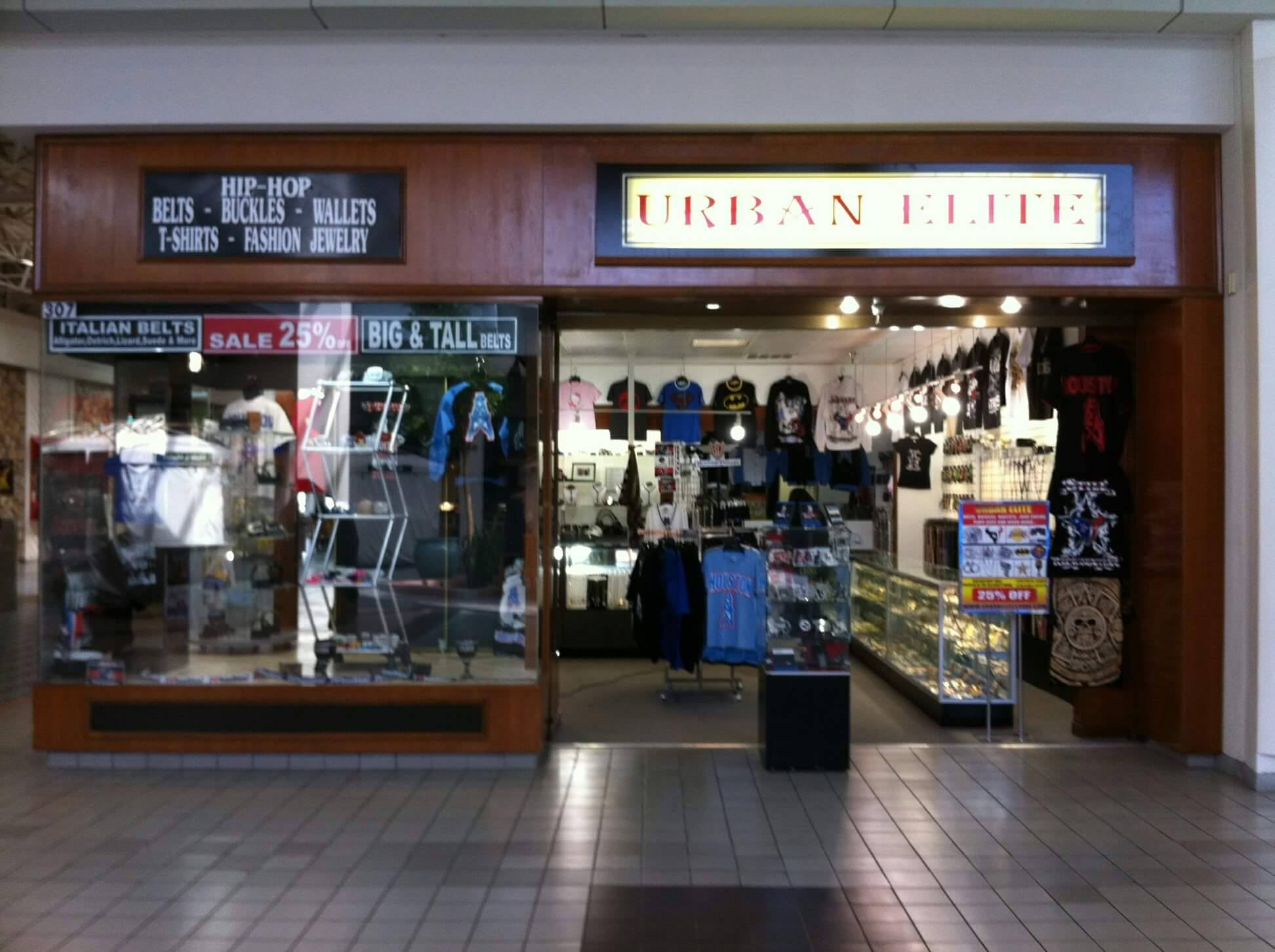 Urban clothing stores in atlanta