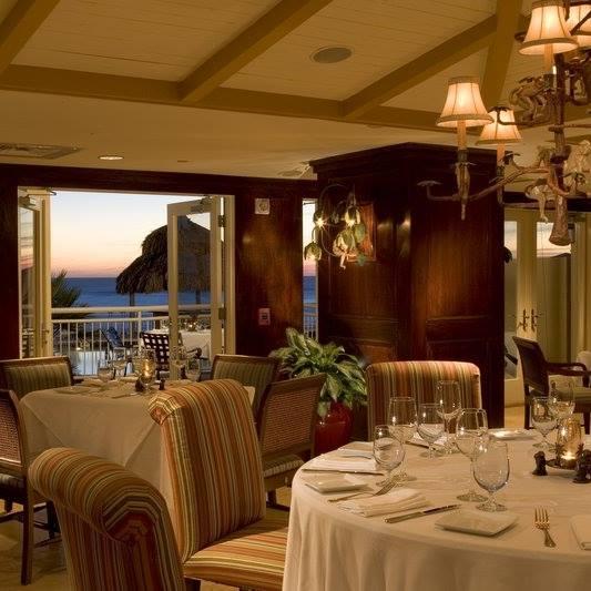 Azure Oceanfront American Restaurant Restaurant