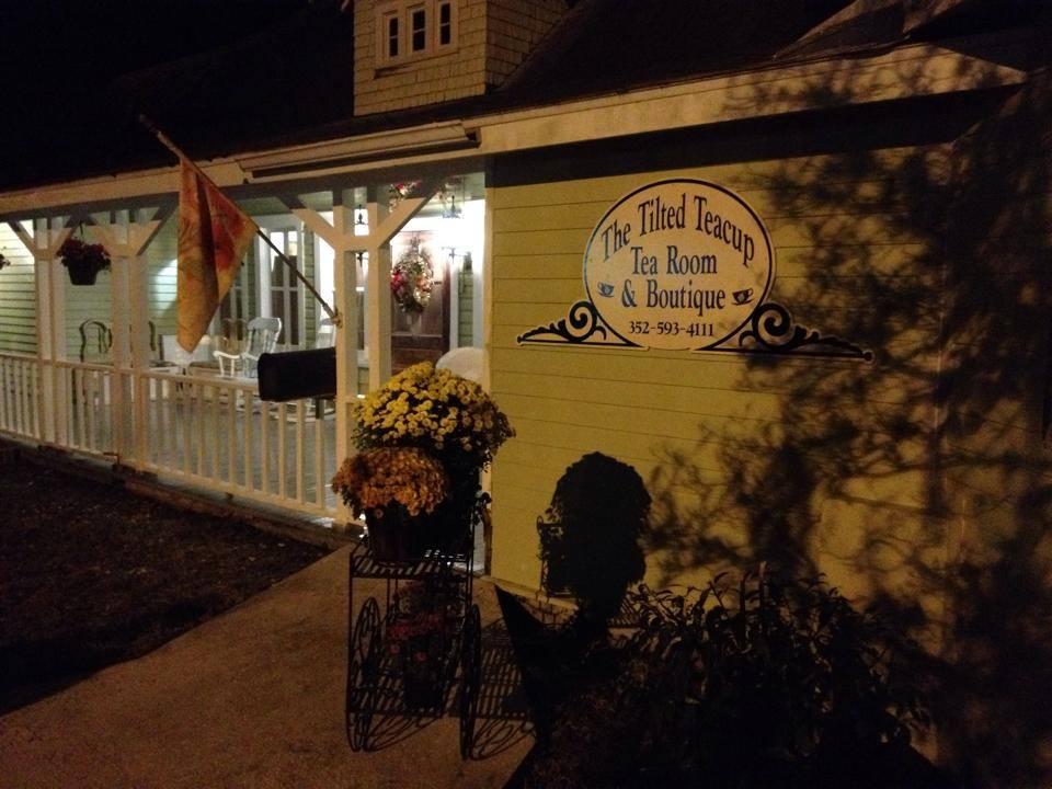 Tea Room Jacksonville Fl