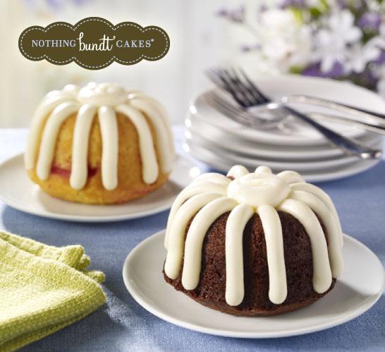 Nothing Bundt Cakes!