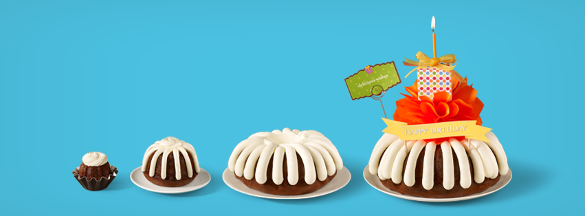 Nothing Bundt Cakes!