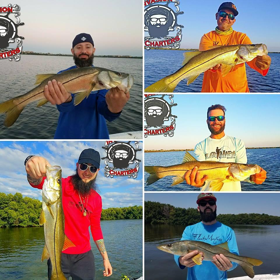 Invasion Fishing Charters