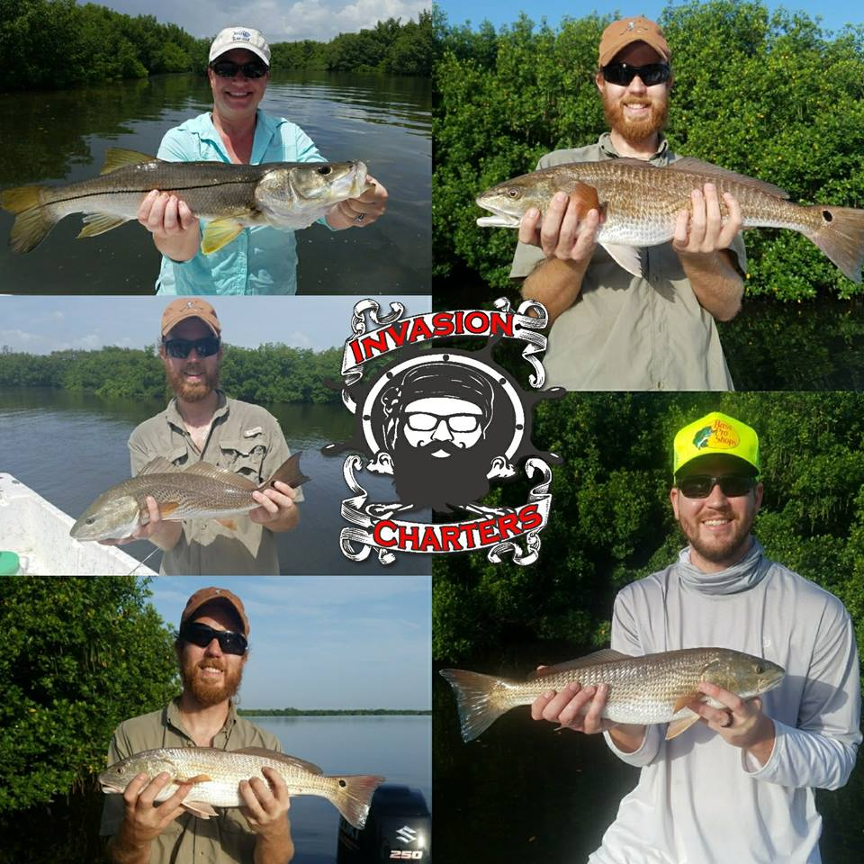 Invasion Fishing Charters