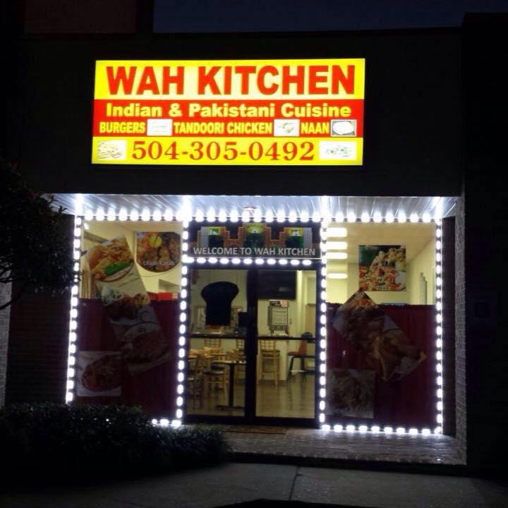 Wah Kitchen Restaurant Central City Kenner