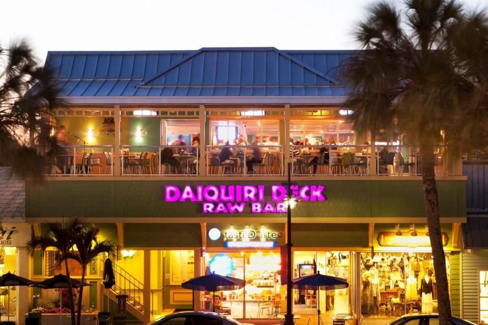 Daiquiri Deck Raw Bar Bar Amp Restaurant St Armands