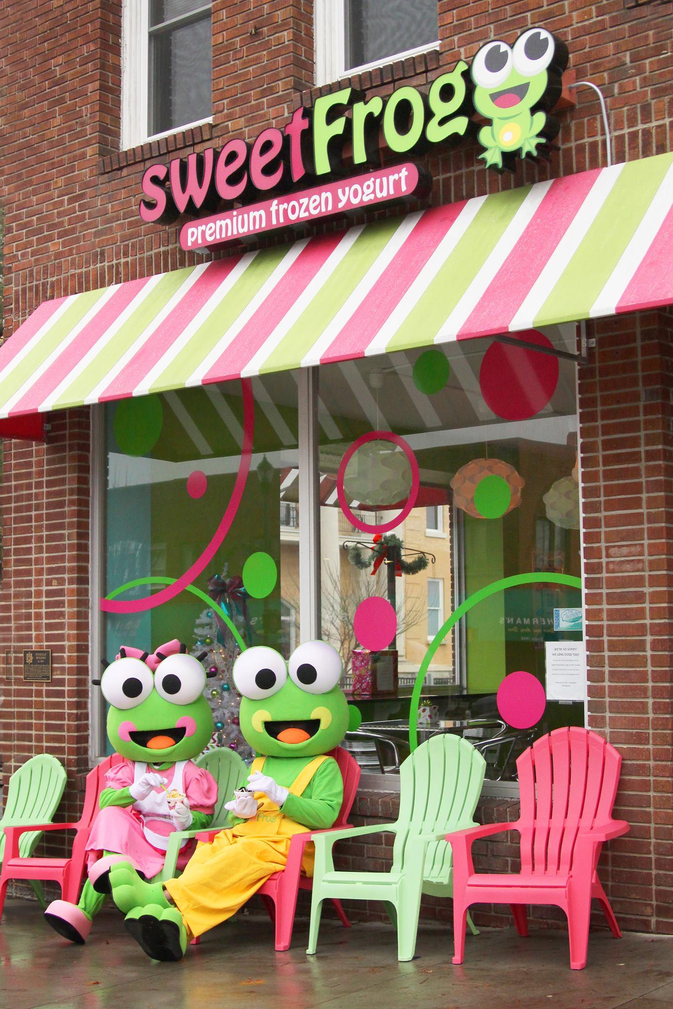 Sweet Frog Hendersonville Restaurant Hendersonville