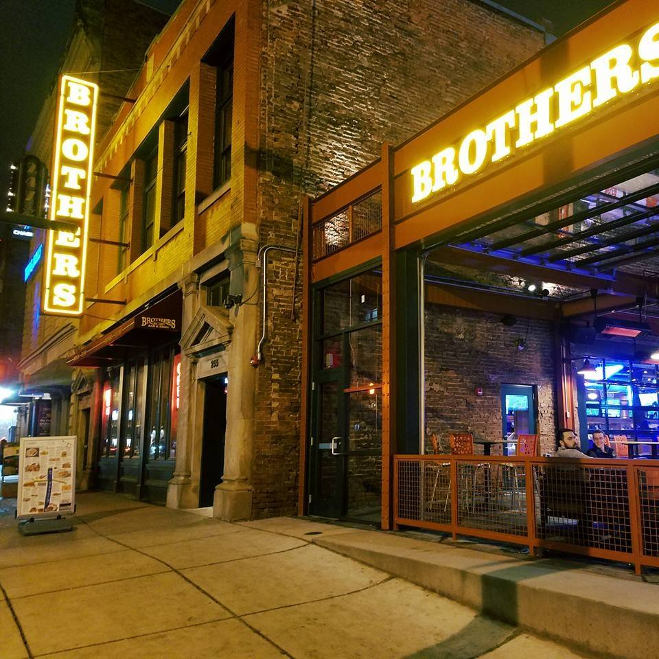 Brothers Downtown Indy Restaurant Indianapolis