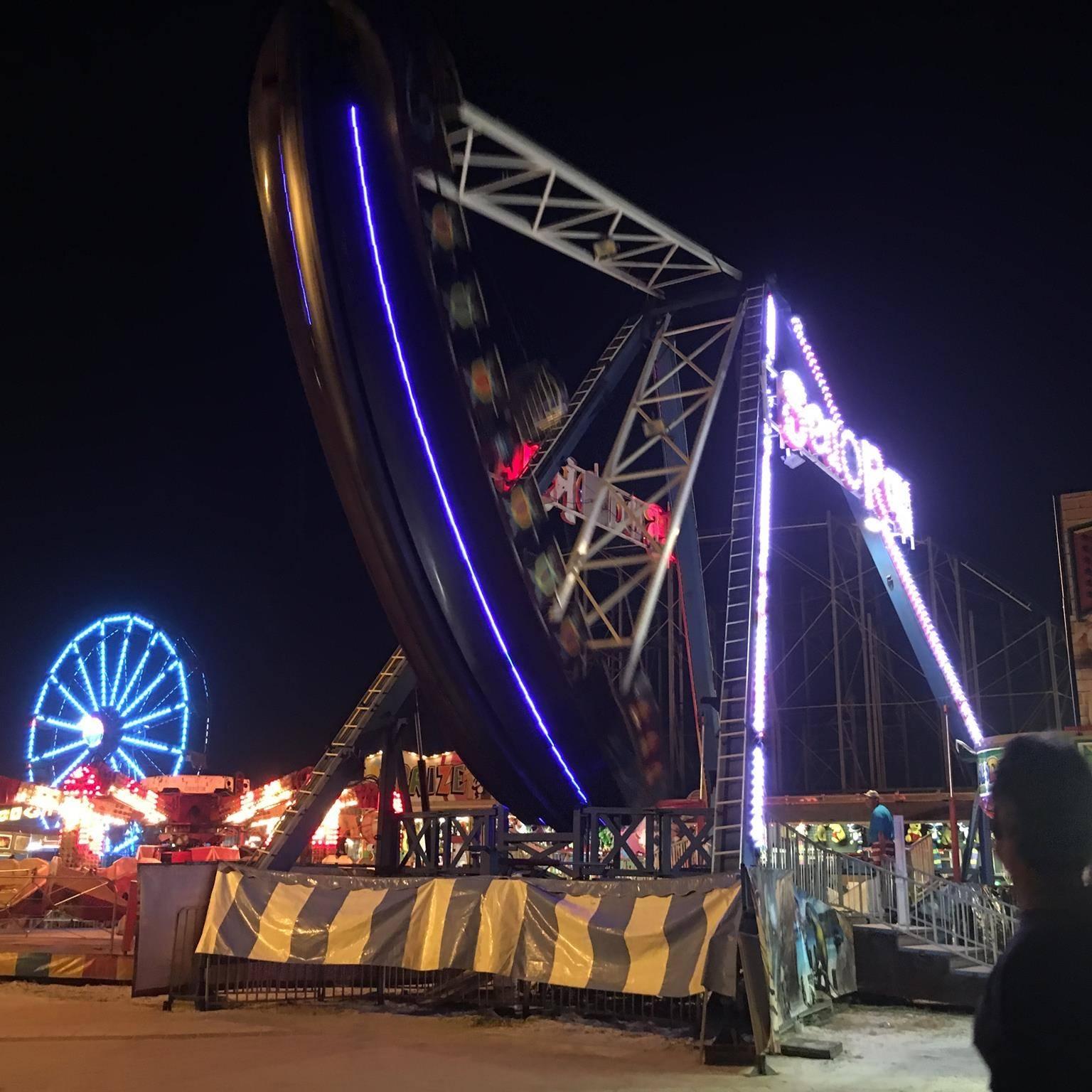 Daytona Beach Boardwalk Amusement Rides - Travel ...