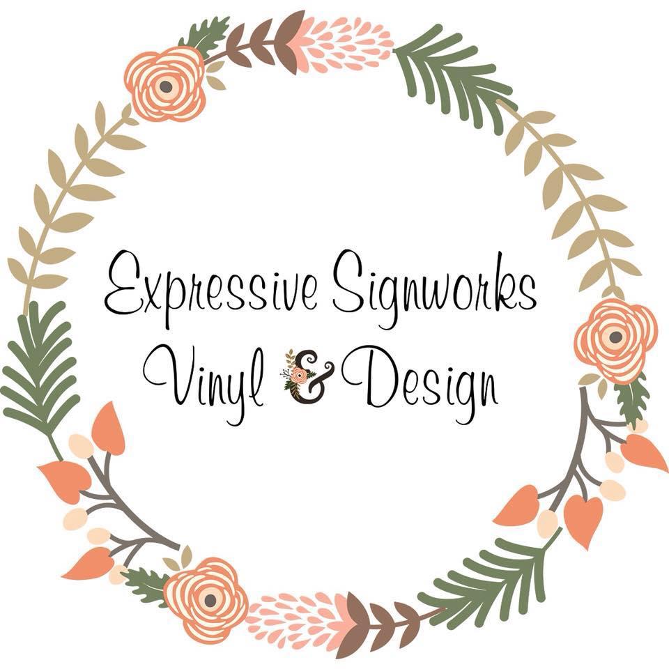 Expressive Signworks Vinyl Amp Design Services Aurora
